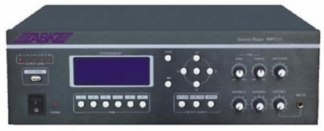 ABK PA-7235 MP3 проигрыватель