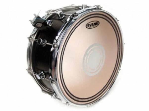 "Evans B14EC1RD Пластик 14"" EC1 Reverse Dot для малого барабана/тома/тимбалес"