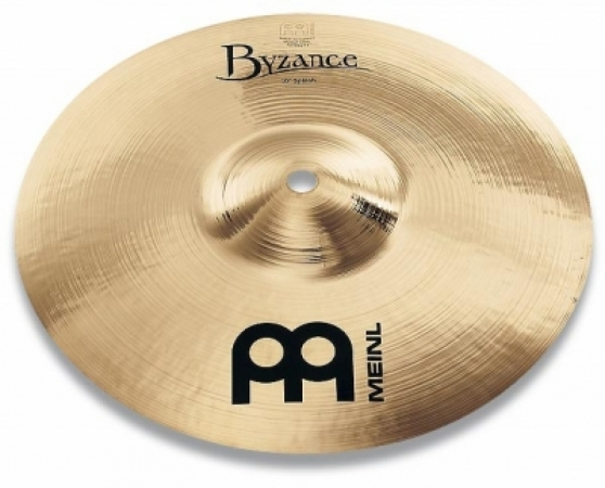 "Meinl B10S-B Тарелка 10"" Splash, Brilliant"