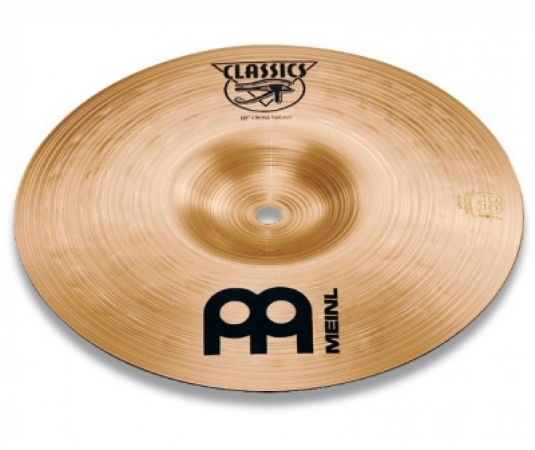 "Meinl C10CS Тарелка 10"" China Splash"