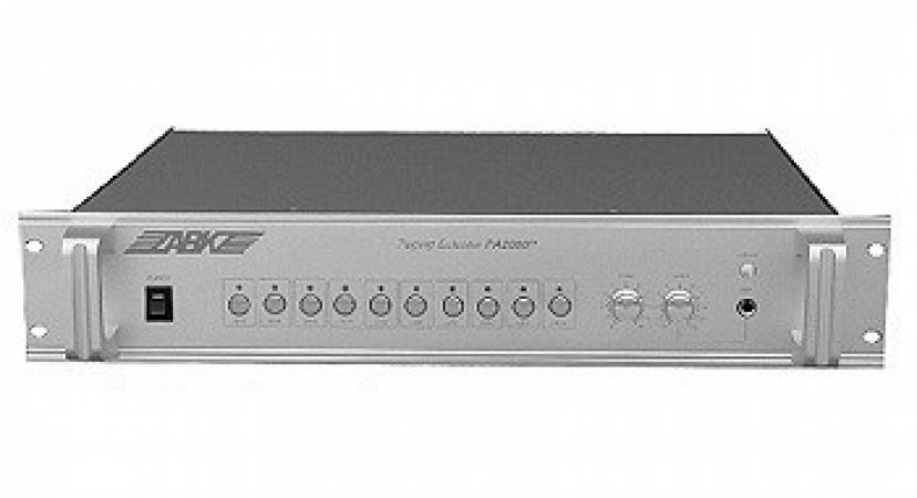 ABK PA-2080P Селектор оповещения