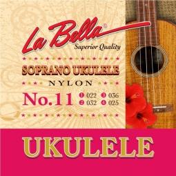 La Bella 11-Soprano