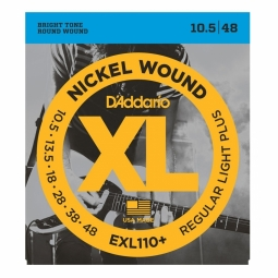 D`ADDARIO EXL110+ REGULAR LIGHT+