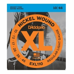 D`ADDARIO EXL110 REGULAR LIGHT