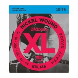 D`ADDARIO EXL145 HEAVY PLAIN 3RD 12-54