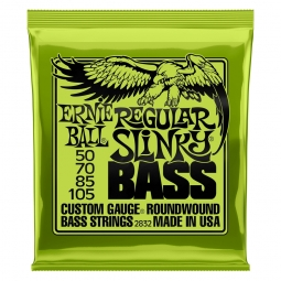 Ernie Ball 2832 Nickel Wound Bass Regular Slinky