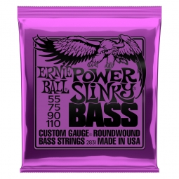 Ernie Ball 2831 Nickel Wound Bass Power Slinky
