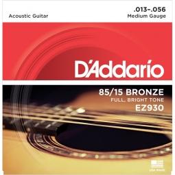 D'Addario EZ930AMERICAN BRONZE 85/15
