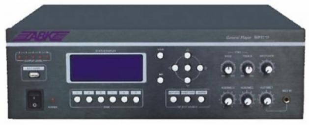 ABK PA-7212 MP3 проигрыватель