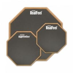 Evans RF6D 6-дюймовый двухсторонний пэд с поверхностями из каучука и неопрена