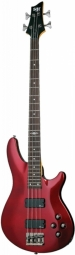 SCHECTER SGR C-4 BASS M RED