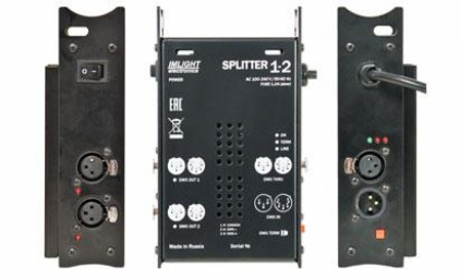 IMLIGHT SPLITTER 1-2-3PIN