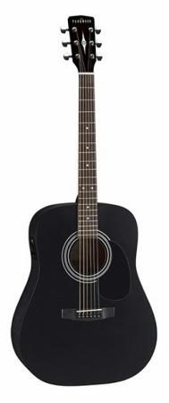 Parkwood W81-BKS Акустическая гитара с чехлом