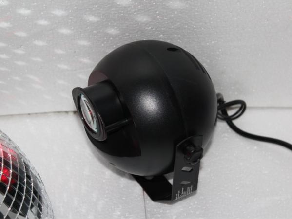 XLine HB-016 Half Mirror Ball-40